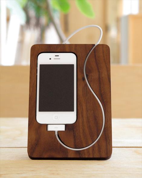 Iphone basestation for iphone4 iphone7 hacoa - Maken van zijn boekenkast ...