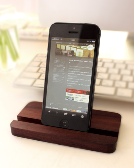 「iPhone Stand for 5」